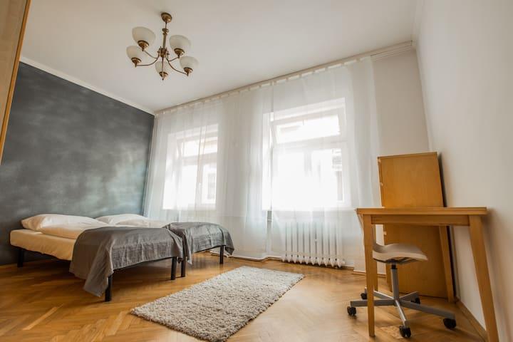 Apartament- ul. Odrzańska 17B - Wrocław - Daire