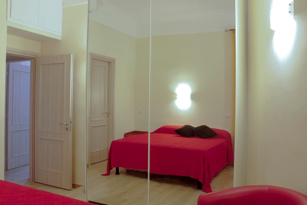 Camera rossa