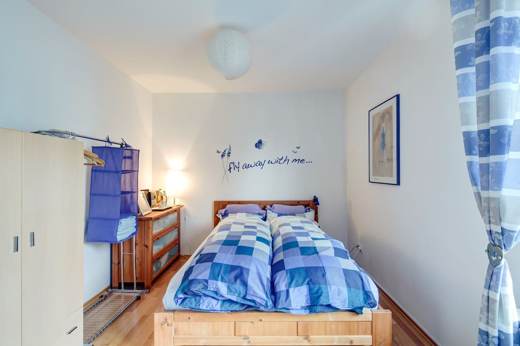 cosy and clean double room