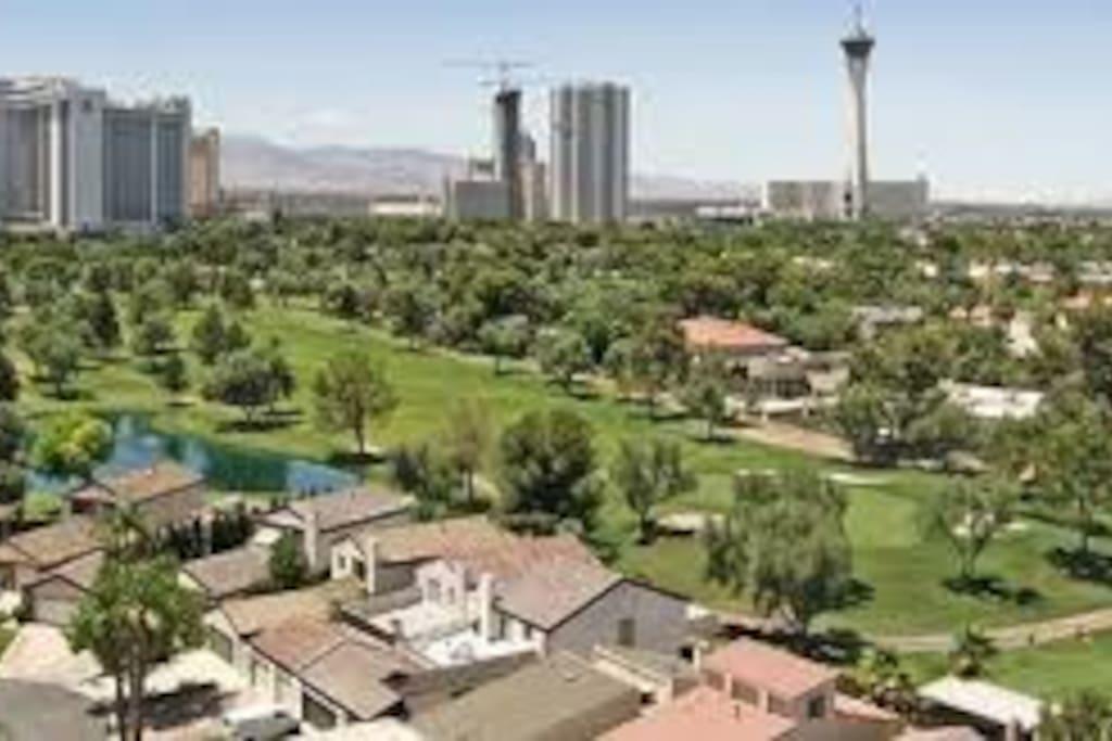 Daylight Country Club Panoramic View