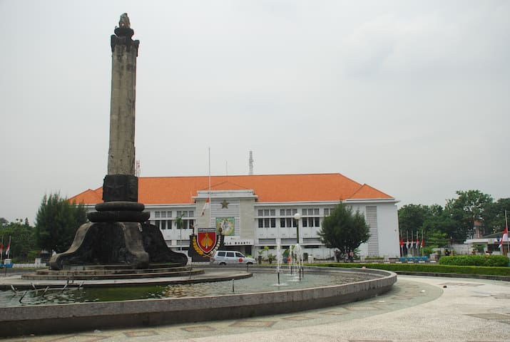 A PLACE IN SEMARANG