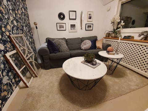 Refurbished aptm. with easy access to city life
