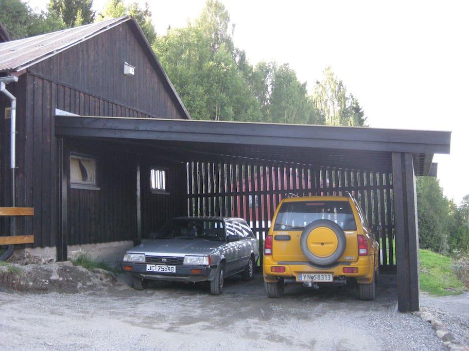 The garasje