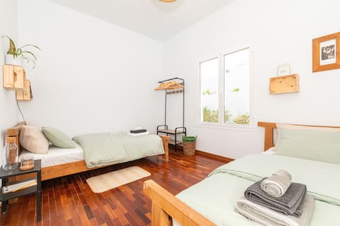 "Bedroom ""La Geria"" in Finca Tamaragua Guesthouse"