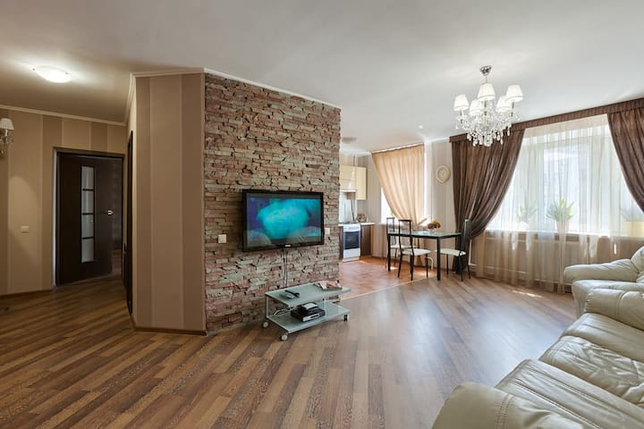City Center apartment Basseinaya 11 - Київ - Apartamento