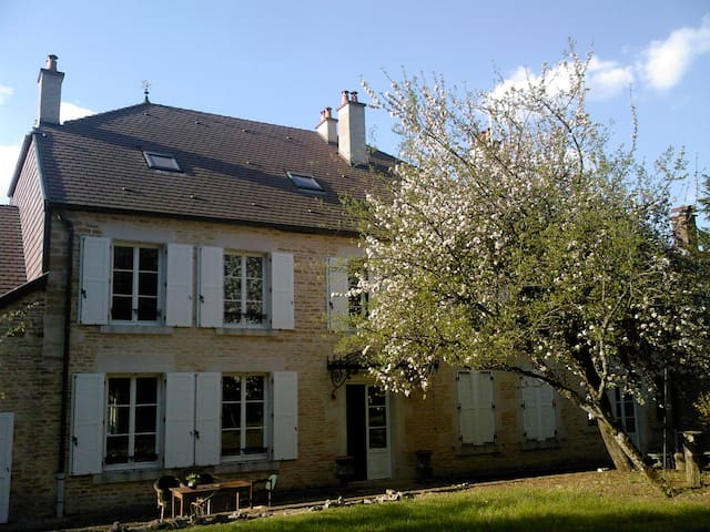 Big and Charming Country House - Liffol-le-Petit - Casa