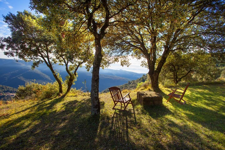 The best views in Montseny - Barcelona - Haus