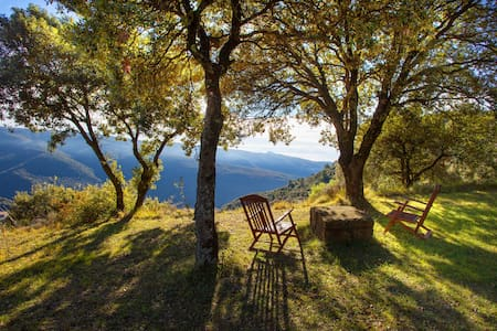 The best views in Montseny