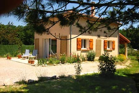 Lavaur gite for 4 in the Tarn. 3 star Clevacances - Ambres