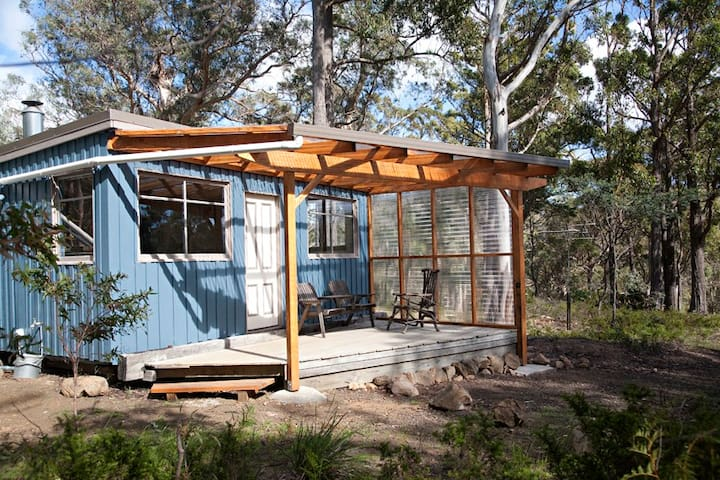 Marion Bay Retreat, bush hideaway - Bream Creek