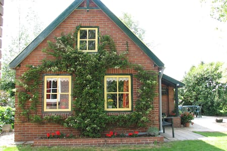 Lovely and cosy cottage  - Twenterand - Hus