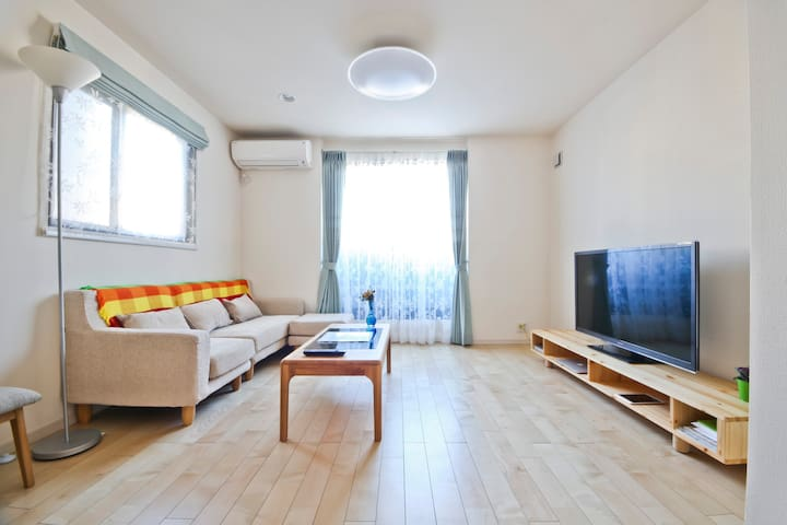 New House @ Kagurazaka Tokyo, Japan - Shinjuku - Maison