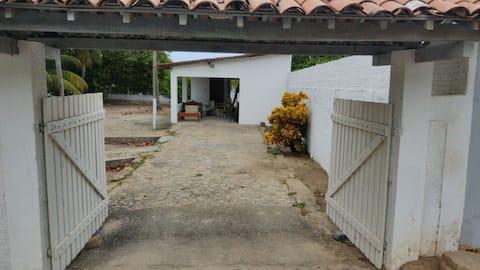 Casa grande com vista para o Praia e Rio