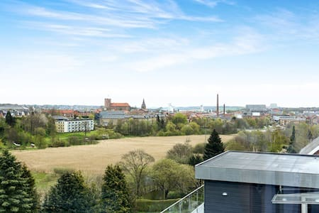 View, balcony and close to LEGOLAND - Kolding - Wohnung