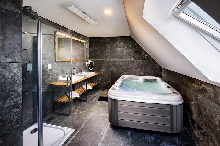 Apartmán s privátnym wellness pre bezpečný relax