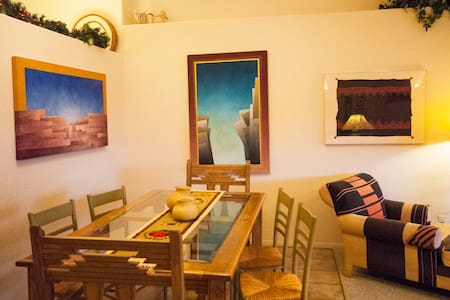 Rancho Feliz: 2 BR Sedona Wine Country Retreat. - Cornville - Casa