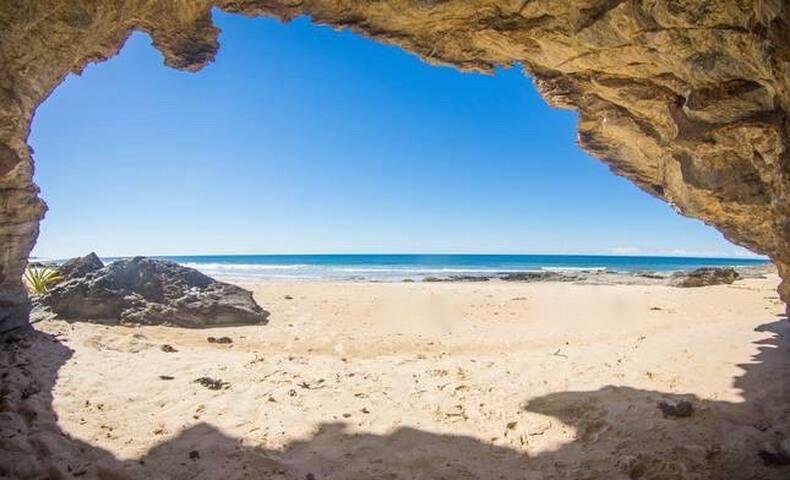 Mermaids' Retreat Beach House - Valla Beach - Rumah