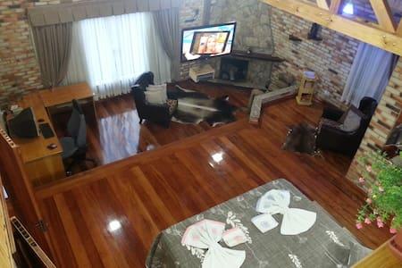 Casa de campo Santa Catarina Brasil - ibicare Ibicaré - 独立屋