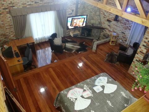 Casa de campo Santa Catarina Brasil