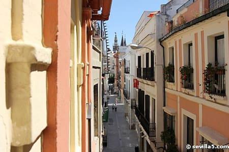 Loft 9º PINK Calle Cuna 47 LOW COST!!!!!! - Sevilla