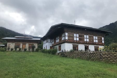 Lemo farmhouse under alpine organic farmhouse.
