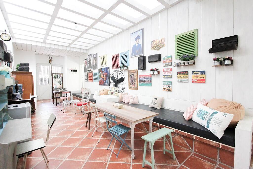 Family Room Villa 4