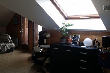 Chambre cosy proche d'Annecy (25mn) - Doussard