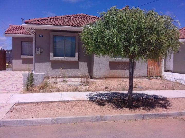 Casa en Algarrobo para 6 personas