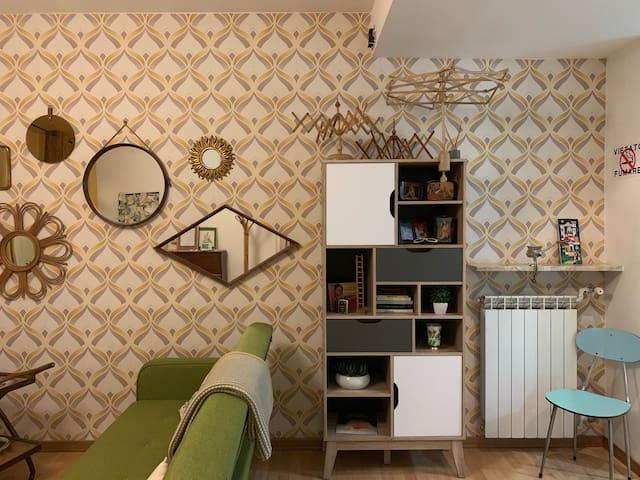 CASAcosì: Your vintage apartment near Venice