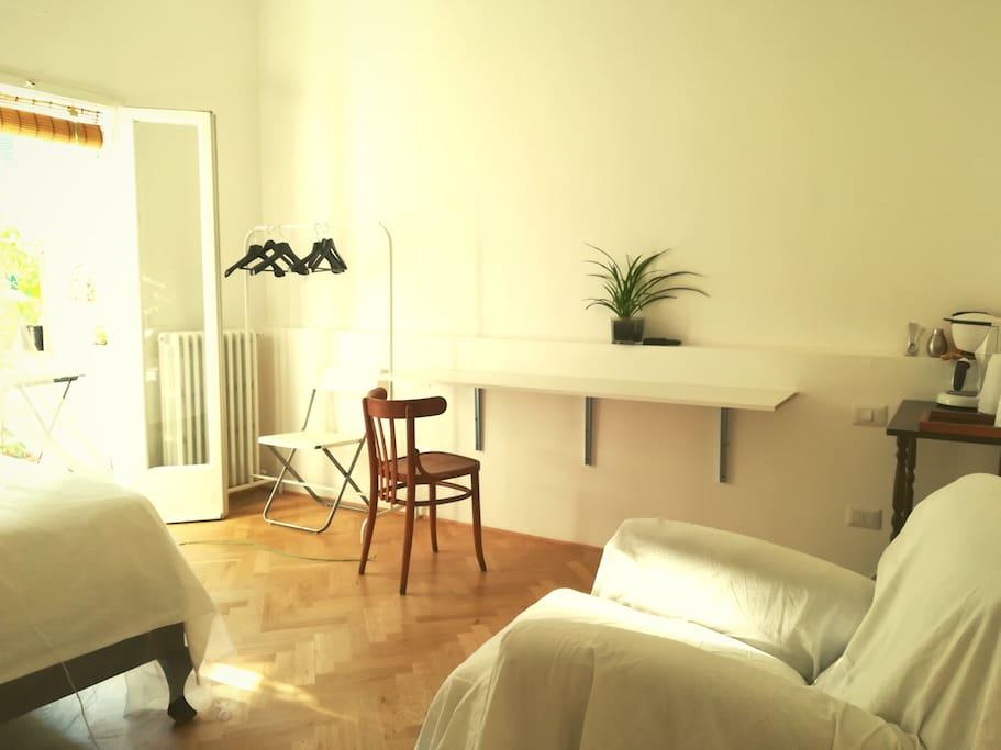 Your Balcony Bedroom