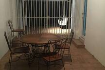 Patio interno/Courtyard