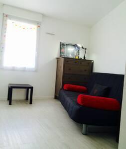 Chambre situé à 15 min de paris - Créteil - 公寓