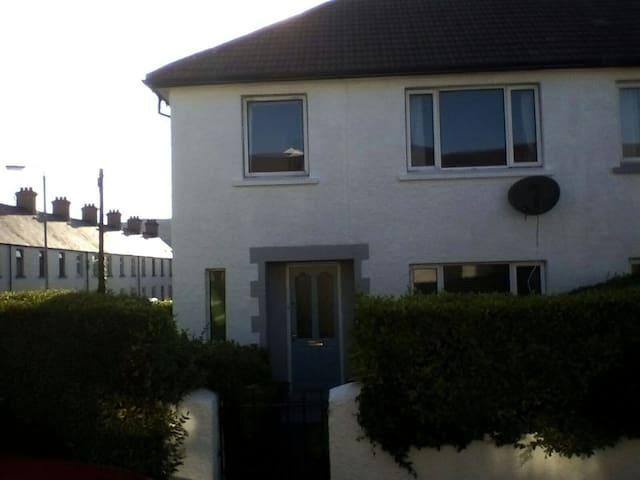 Centrally located house + Parking.NITB Approved