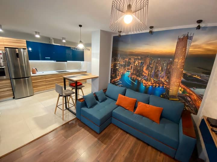Apartment in the prestigious complex Mayak Minsk