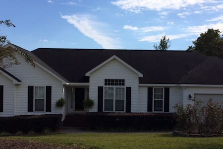 Nice house, 15 min from Nationals! - North Augusta