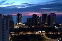Sunset view, vistas al atardecer