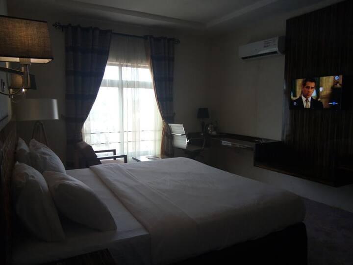 Adig Suites Enugu-Ambassadorial Suite