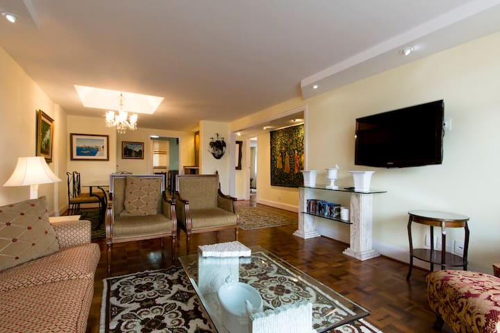 Luxury Apt. at Downtown Petropolis - Petrópolis - Apartemen