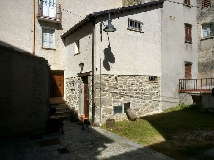 Charming Stone House in Pietracamela Abruzzo