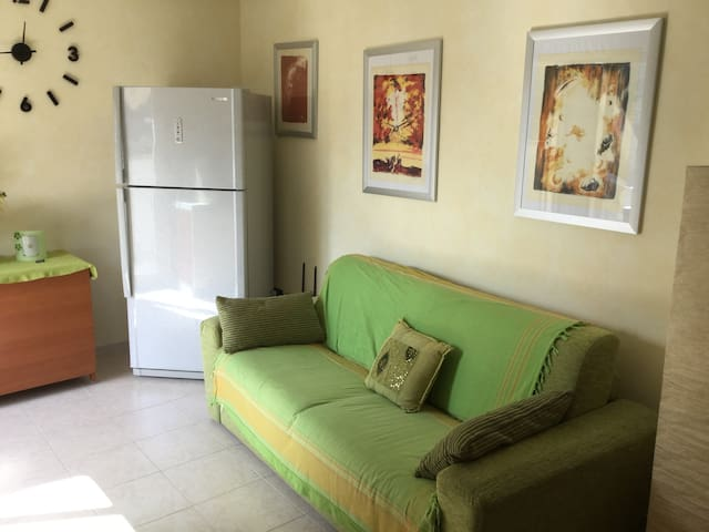 Confortevole bivani in mansarda - Letojanni - Apartamento