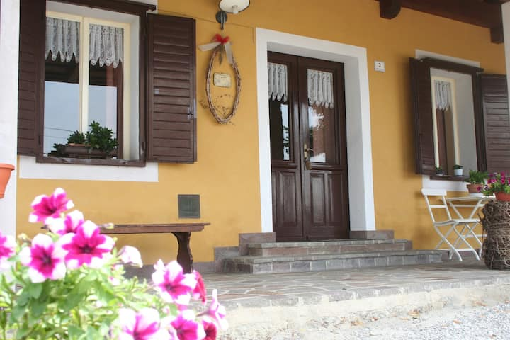 """Casa Bruna"" Incantevole casa in collina a Cormòns"