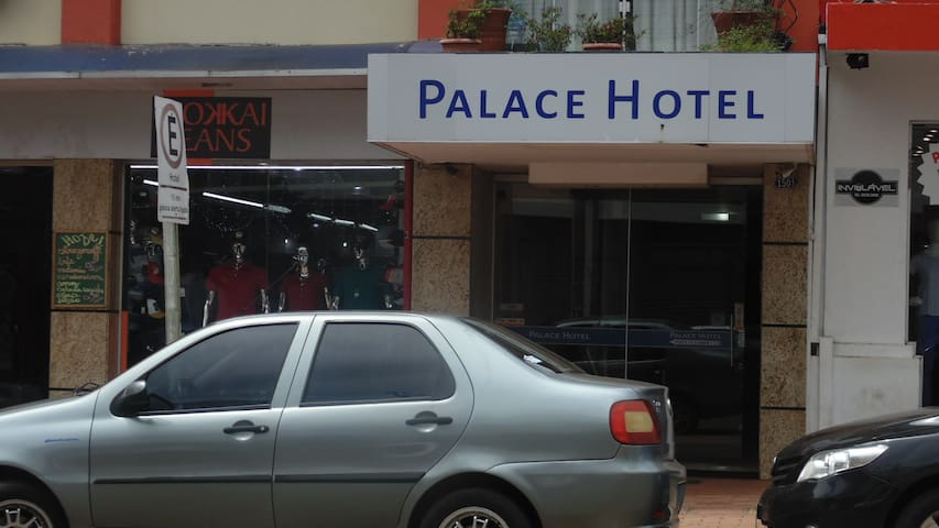 Hotel para grupos grandes e pequenos