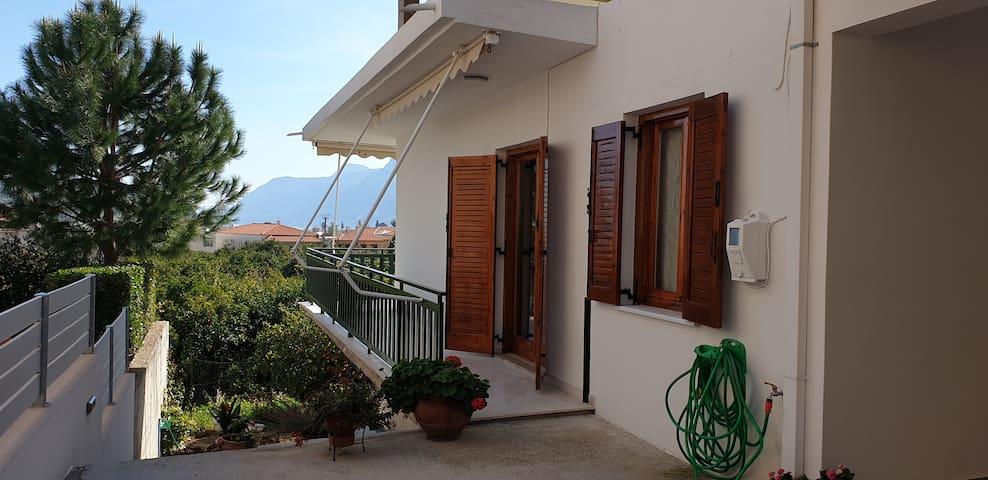 Fotini's house