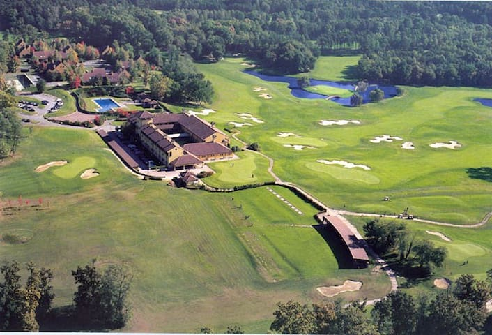 Golf di Castelconturbia - Localita' Bindellina - อพาร์ทเมนท์