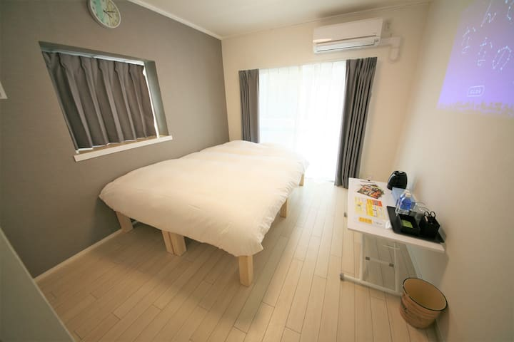 ◆NEW OPEN ◆TOHOHOTEL HAKATA1|FreeWiFi|QueenBed【15】