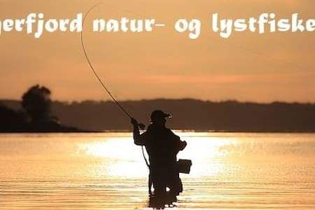Mariagerfjord Natur- og lystfiskerpension Angling.