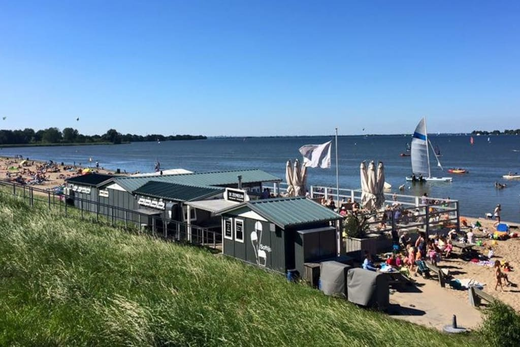 Lovely familyhouse nearby beach and Amsterdam Häuser zur