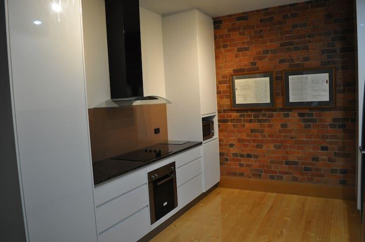 Launceston CBD Heritage Apartment