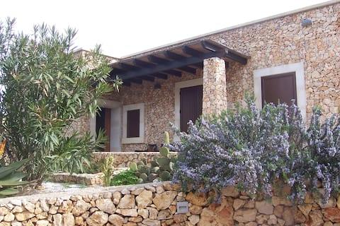 Villa La Lamia Grande Porto Cesareo Torre Lapillo