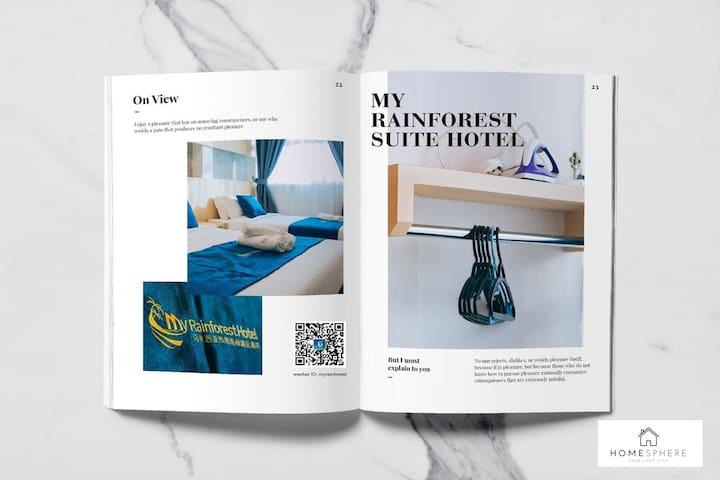 Kuah Cozy & Modern 2 Bedroom Suite | 4-6 Pax